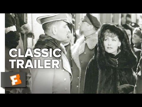 Anna Karenina (1935) Official Trailer - Greta Garbo, Fredric March Movie HD