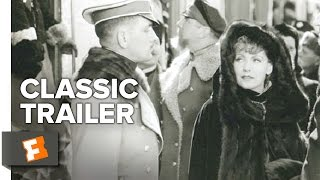 Anna Karenina (1935) Official Trailer - Greta Garbo, Fredric March Movie HD