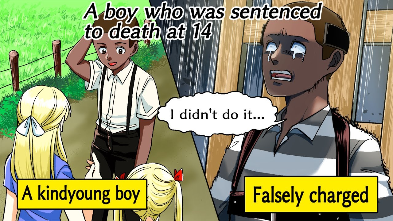 Download 【Manga】 George Stinney Executed at 14.True Story