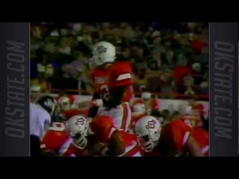 Oklahoma State vs. Missouri - 1984 Football - 1st Half