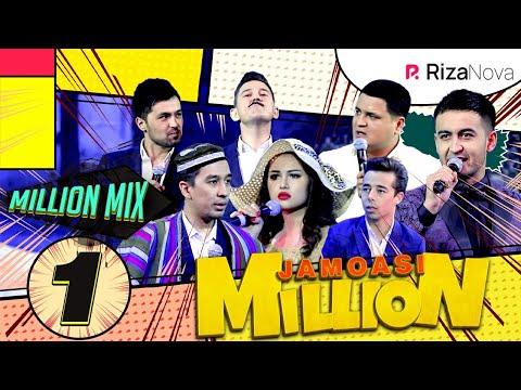 MILLION JAMOASI KULGU MIX 1-QISM