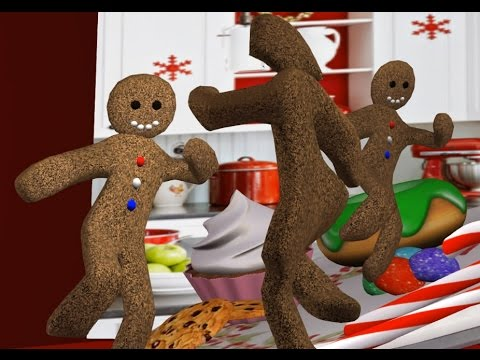 Christmas Cookie Song - G. Love - The Night Theater - Secondlife Machinima