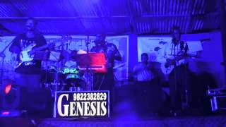 "Goan Band "" Genesis "" - Turnin tonight"