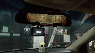 크루즈 후방카메라 및 룸밀러 모니터 장착 문경 자동차용…