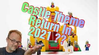 Lego Castle Theme Making A Comeback In 2021 ????