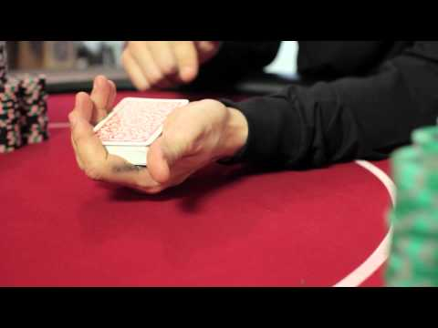 Learn How to Deal Poker: Beginning to End: Demo Video