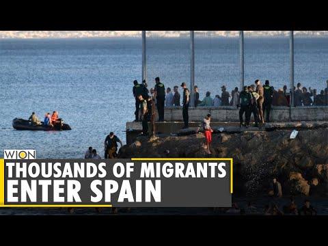 Spain Migrant Crisis: Spain witnesses unprecedented migration | Latest World English News | WION