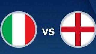 İtalya - İngiltere Final maçı ne zaman, hangi kanalda, saat kaçta?
