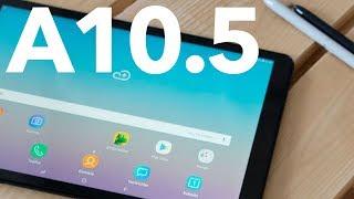 Samsung Galaxy Tab A 10.5 im Test: das Hands-on | deutsch