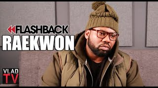 Raekwon Details Friction Between Wu-Tang Members (Flashback)