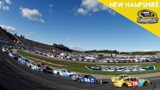 NASCAR Sprint Cup Series- Full Race -New England 300