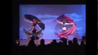 """Pastiche Show 2010 - """"Double Veil Duette"""""""