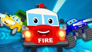 We are the trucks   Cars For kids and children