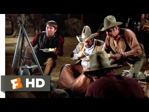 The Campfire - Blazing Saddles (5/10) Movie CLIP (1974) HD