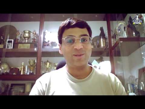 Learning From Vishy Anand's Games #4 - Win vs. GM Anish Giri