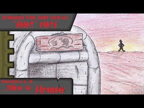 Kruggsmash Plays Dwarf Fortress: Monsterkiller Ep.10 - ...Makes us Stronger