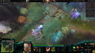Dota 2: Short 1 - Bane vs Juggernaut 1v1 Solo Mid 01 - ft Jess