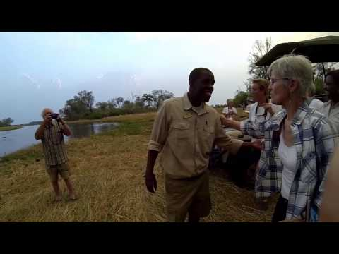 OAT african safari gopro video