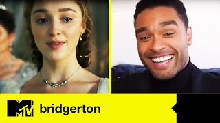 Bridgerton stars regé-jean page, phoebe dynevor and jonathan bailey on all the nudity sex scenes we can expect in series. bailey, nicola cou...