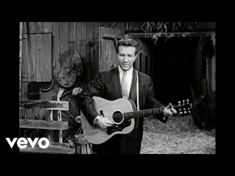 Marty Robbins - Singing The Blues (Live)