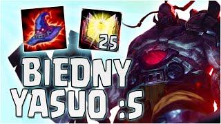 AP SION /Gościnnie kolejny biedny Yasuo :C (League of Legends)