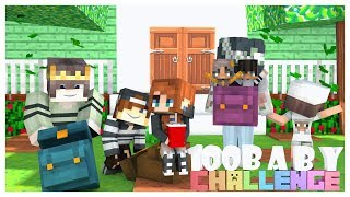 """""""Pindah Rumah 😍""""   Ep.7   Minecraft Comes Alive 100 Baby Indonesia"""