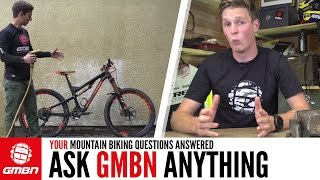 Tips For XC Riding? | Ask GMBN Anything About Mountain Biking