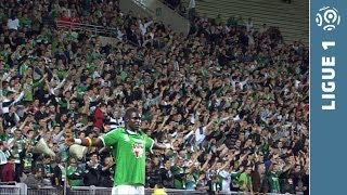 Ambiance énorme Geoffroy Guichard ASSE - PSG (2-2)- 2013/2014