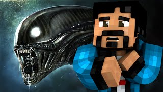 Alien | THE ALIENS LEAVE NO ONE ALIVE! | Minecraft Mystery Roleplay | #1 of 3
