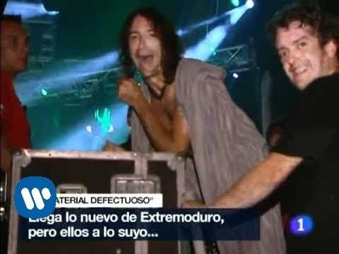 Extremoduro TVE