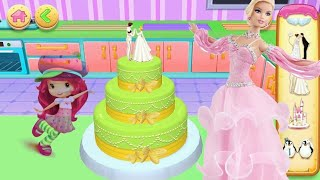 Happy Birthday Cake Barbie Doll🎂Birthday Cake Games🎂How to Make a Barbie Cake