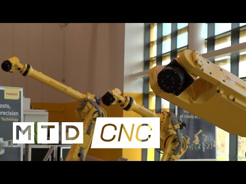 FANUC ROBOLOADER for unmanned running on all VMCs