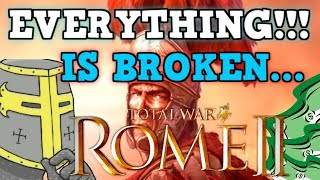 Total War: ROME 2 IS A PERFECTLY BALANCED GAME WITH NO EXPLOITS - AUTO-RESOLVE ONLY CHALLENGE