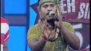 vlc record 2012 02 08 20h47m20s Super Singer 5  Episode 27   YouTube 2 mpeg1video mpg