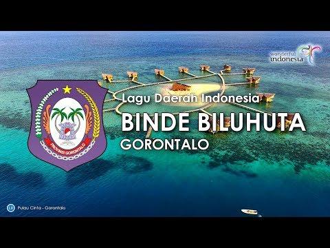 Binde Biluhuta - Lagu Daerah Gorontalo (Karaoke dengan Lirik)