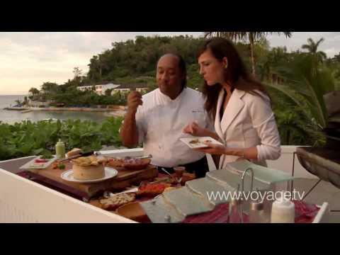Light Delights - Roundhill Restaurant, Jamaica - on Voyage.tv