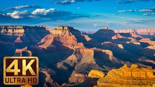 Grand Canyon National Park of Arizona - 4K Nature Documentary Film. Episode 1 - 1 Hour thumbnail
