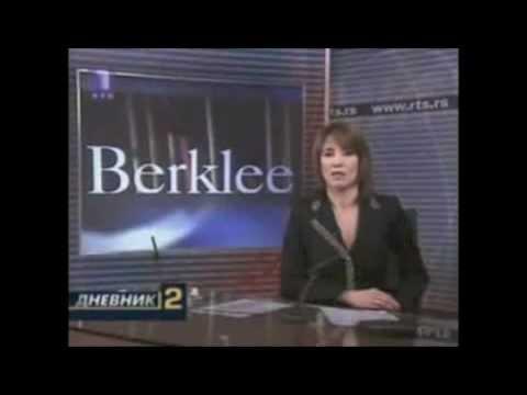 Berklee College of Music in Belgrade - Radio Television of Serbia (2009)