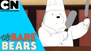 We Bare Bears | Beruang Es yang Baik (Bahasa Indonesia) | Cartoon Network