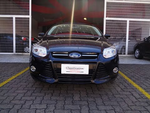 Ford Focus Sedan Titanium Plus 2.0 16v Automático (Flex) - 2015