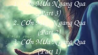 Cơn Mưa Ngang Qua (Part 1+2+3) - MT-P °º¤ø,¸¸,ø¤º°`°º¤ø,¸ (Duy) °º¤ø,¸¸,ø¤º°`°º¤ø,¸