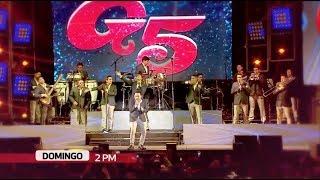 Domingos de Fiestas (TV Perú) - Especial del grupo 5 - 14/01/18 (promo)