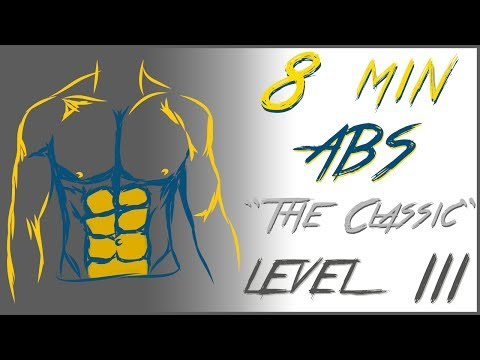 8 Min Abs  Level 3