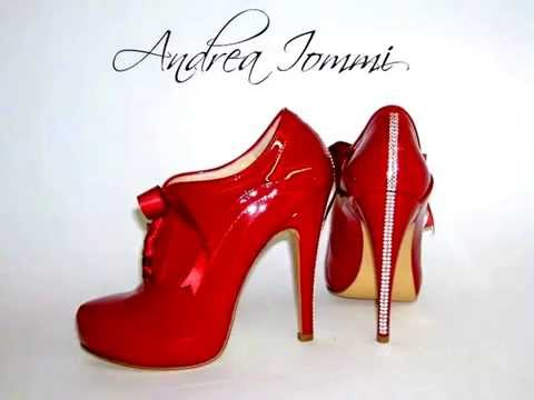 Scarpe da sposa Andrea Iommi