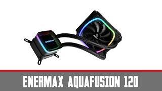 [Cowcot TV] Présentation ENERMAX Aquafusion 120