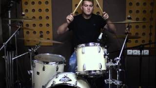 asking alexandria i won t give in   drum cover hd