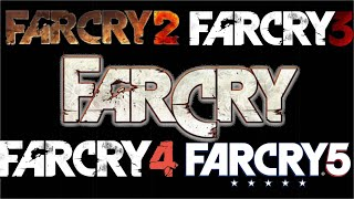 Far Cry 1-5 Remix(the Far Cry Legacy) | All Games