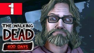 Walking Dead 400 Days Walkthrough Part 1 - Wyatt - Let