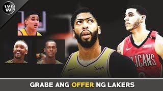 Ang Bigat Ng Offer Ng Lakers Para Kay Anthony Davis | Todo Na! | Ayaw Pa 'rin Ng Nola?