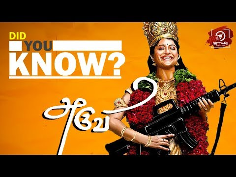 Did u know about Film Aruvi | Aditi Balan...